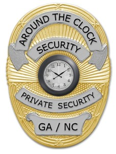 "Providing Private Security Guard and Bodyguard Services, ""AROUND THE CLOCK"""