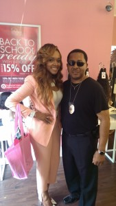 "Securing Mariah of The Atlanta Reality TV Show, ""Married To Medicine"""