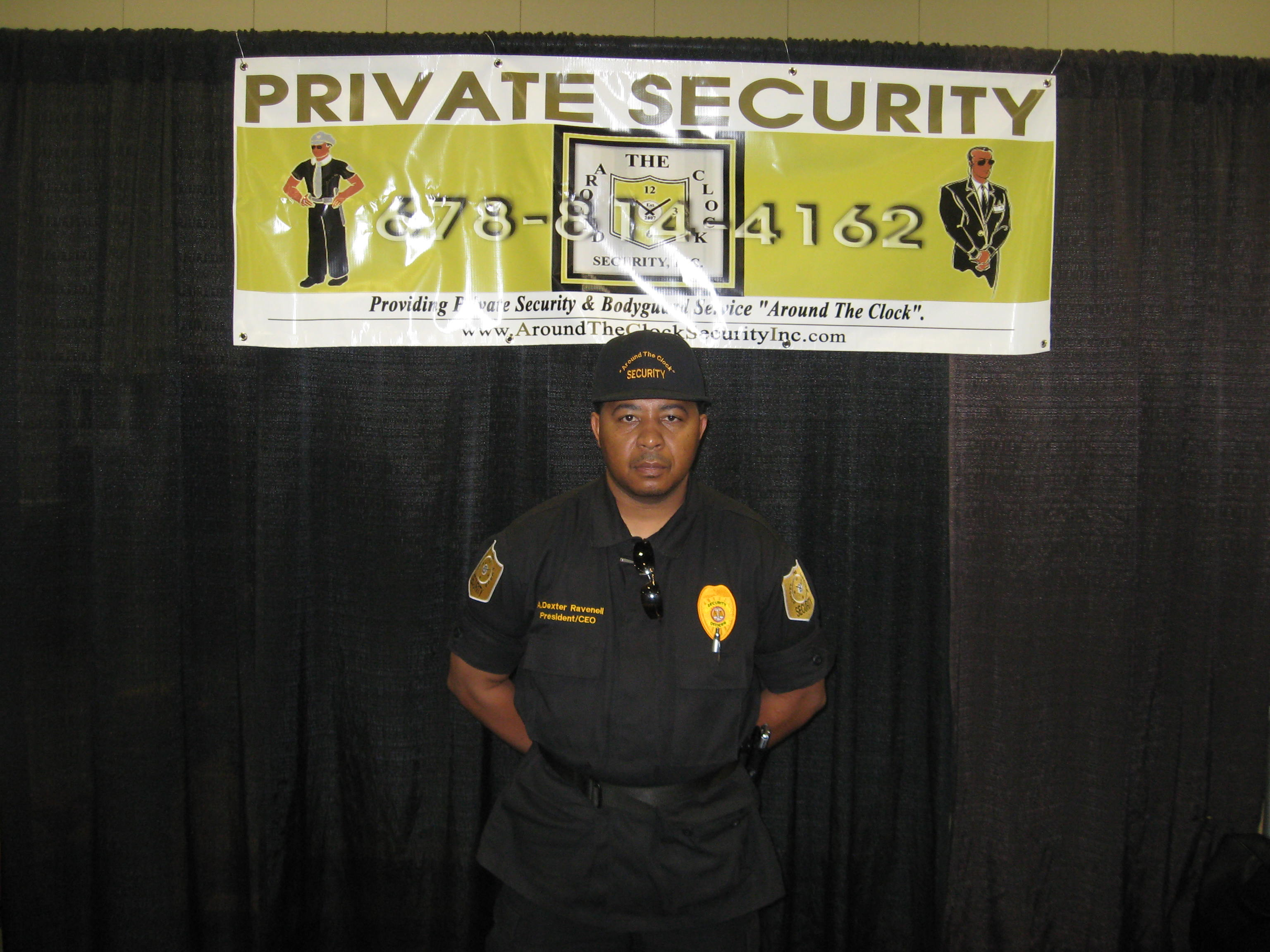 how to get security license in ga